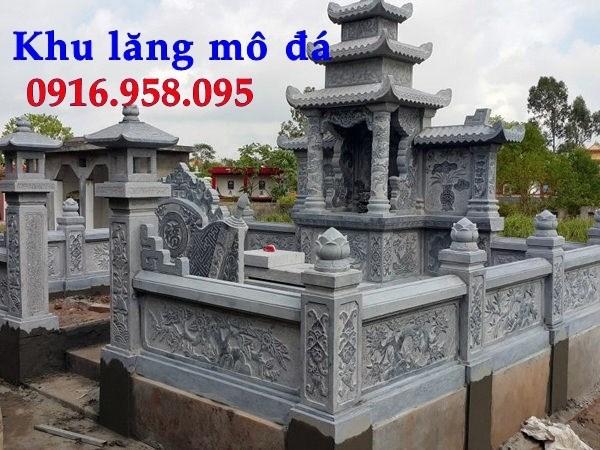 110 Mẫu lan can tường rào nhà thờ họ đình đền chùa miếu khu lăng mộ bằng đá Thanh Hóa tại Quảng Trị