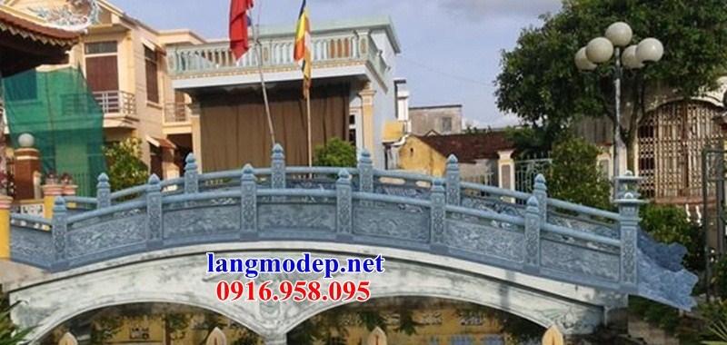 110 Mẫu lan can tường rào nhà thờ họ đình đền chùa miếu khu lăng mộ bằng đá xanh tại Quảng Trị