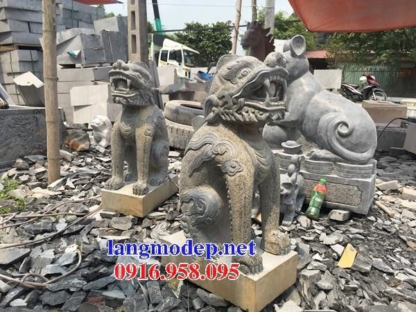 110 Mẫu nghê phong thủy nhà thờ họ đình đền chùa miếu khu lăng mộ bằng đá tự nhiên cao cấp tại Quảng Trị