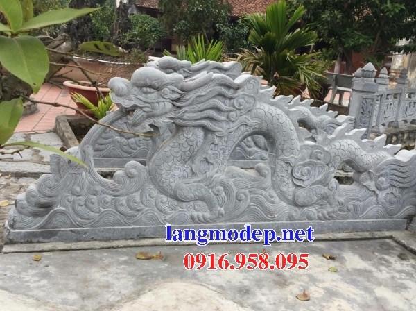 110 Mẫu rồng nhà thờ họ đình đền chùa miếu khu lăng mộ bằng đá tại Quảng Trị