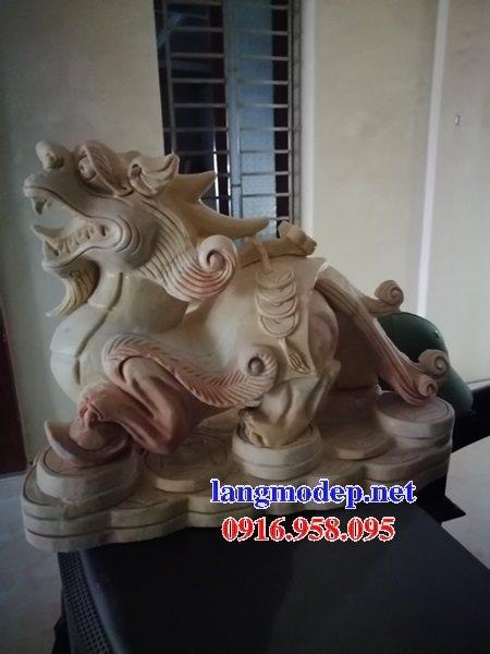 110 Mẫu tỳ hưu phong thủy nhà thờ họ đình đền chùa miếu khu lăng mộ bằng đá kim sa tại Quảng Trị