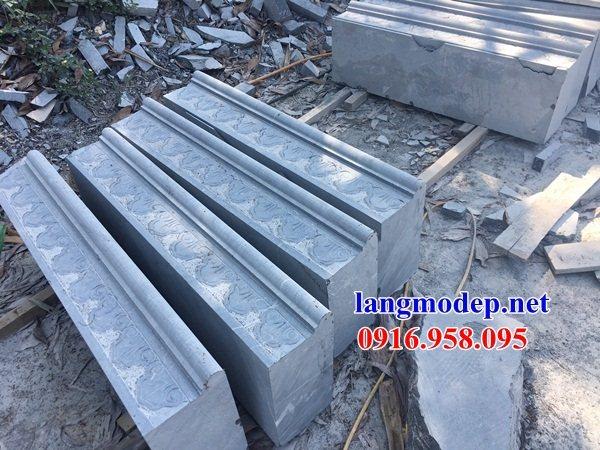 Mẫu đá lát nền ốp tường nhà thờ họ từ đường đình đền chùa miếu khu lăng mộ bằng đá Thanh Hóa tại Tây Ninh