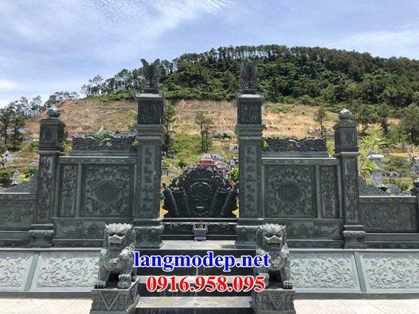 Mẫu đá lát nền ốp tường nhà thờ họ từ đường đình đền chùa miếu khu lăng mộ bằng đá tại Tây Ninh
