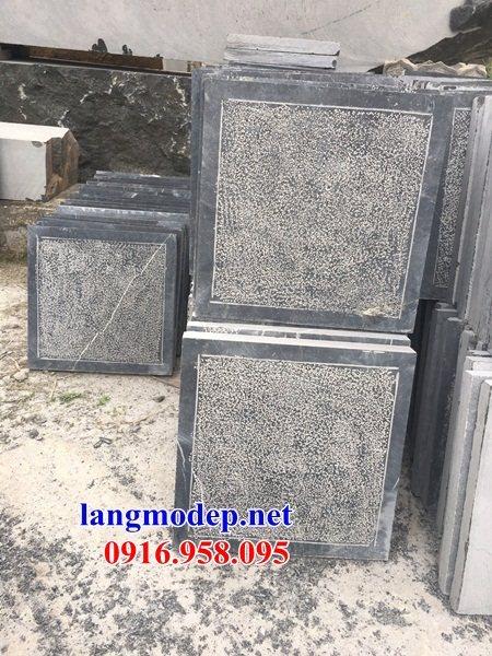 Mẫu đá lát nền ốp tường nhà thờ họ từ đường đình đền chùa miếu khu lăng mộ bằng đá tự nhiên tại Tây Ninh