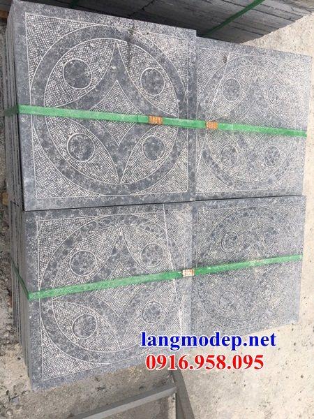 Mẫu đá lát nền nhà thờ họ từ đường đình chùa tại Sóc Trăng