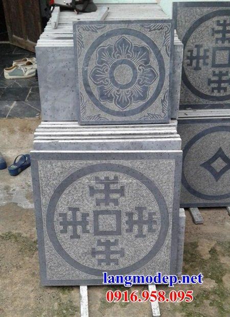 Mẫu đá lát nền từ đường nhà thờ họ đình chùa bằng đá tự nhiên cao cấp tại Cần Thơ