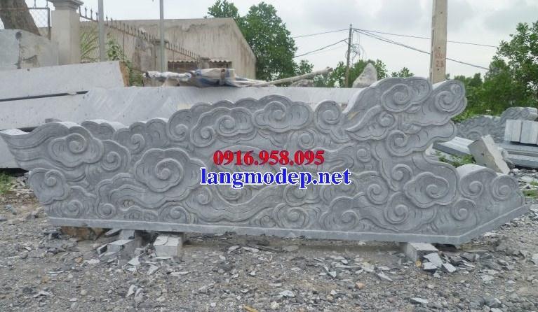Mẫu rồng nhà thờ họ từ đường đình đền chùa miếu bằng đá mỹ nghệ tại Vĩnh Long