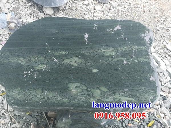 9 Bộ bàn ghế sân vườn bằng đá tự nhiên nguyên khối đẹp