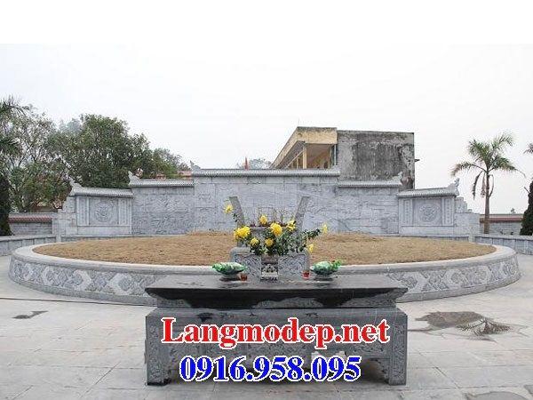 Lăng mộ đá tròn kích thước lớn tại Tây Ninh