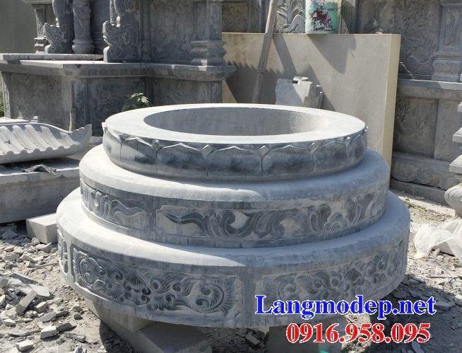 Lăng mộ tròn bằng đá bán tại Bà Rịa Vũng Tàu