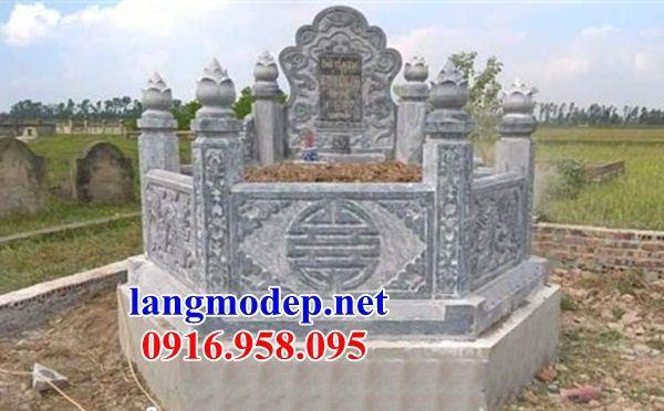 Mẫu mộ đá bát giác bán tại Nghệ An