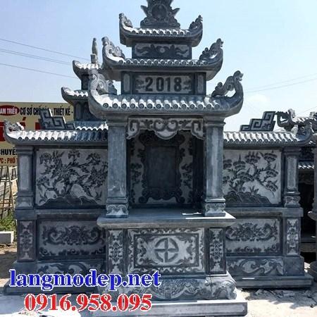 Địa chỉ bán lăng mộ dòng họ bằng đá chạm khắc hoa văn tinh xảo đẹp tại Sơn La