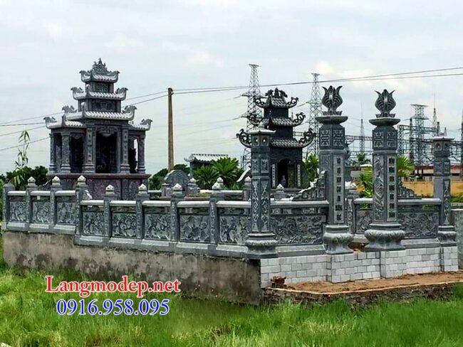 lăng mộ gia đình tại An Giang