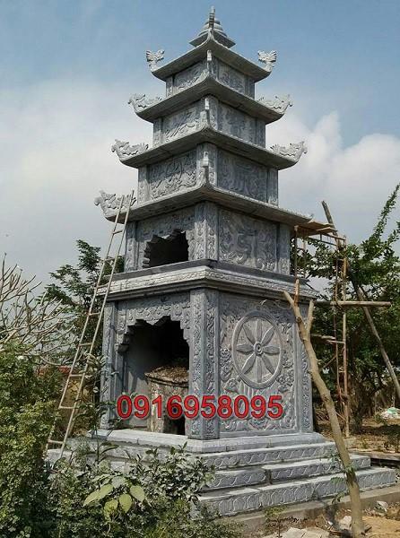 Mẫu tháp mộ đẹp