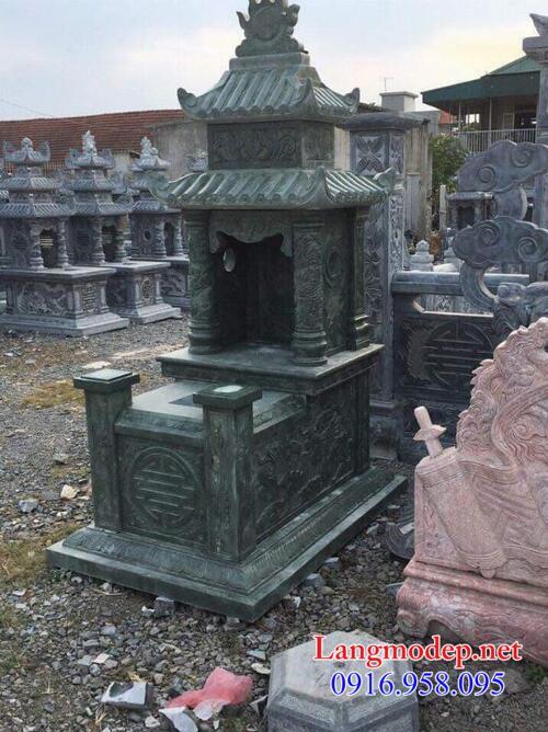 mộ đá xanh rêu thanh hóa